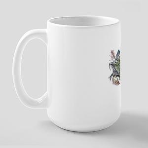 Blue Crab Large Mug