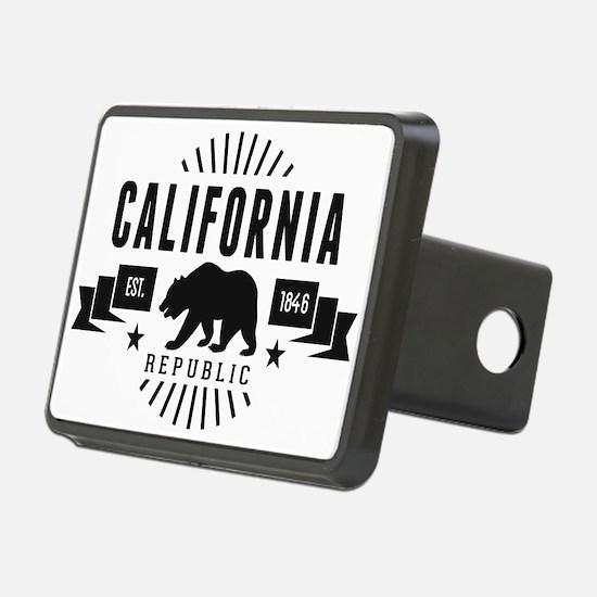 California Republic Hitch Cover