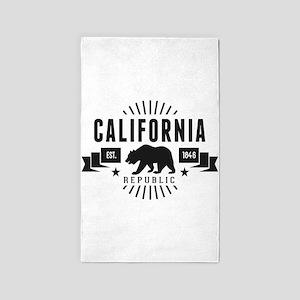 California Republic Area Rug