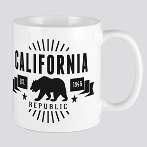 California Republic Mugs