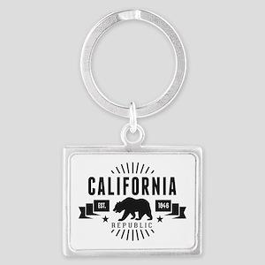 California Republic Keychains