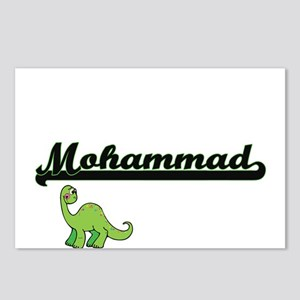Mohammad Classic Name Des Postcards (Package of 8)
