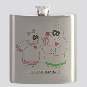 1 LUV  Flask