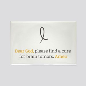 Dear God - Brain Tumors Magnets