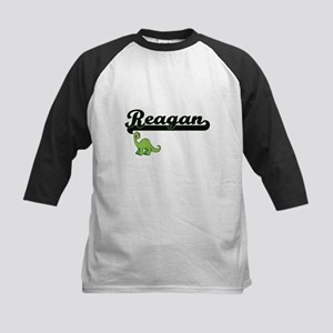 Reagan Classic Name Design with Di Baseball Jersey