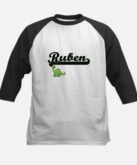 Ruben Classic Name Design with Din Baseball Jersey