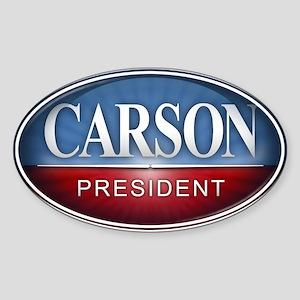 Dr. Ben Carson for President 2016 Sticker