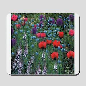 Mixed Flowers Mousepad