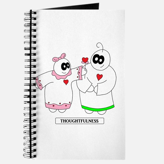 1 LUV - Thoughtfulness Journal