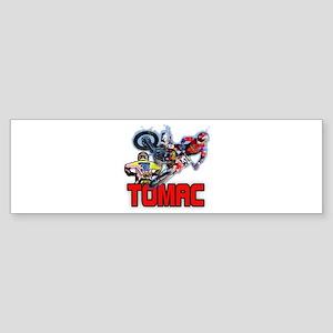 Tomac3 Bumper Sticker
