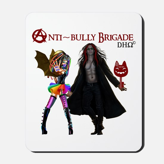 Anti~bully Brigade Dho Ii Mousepad