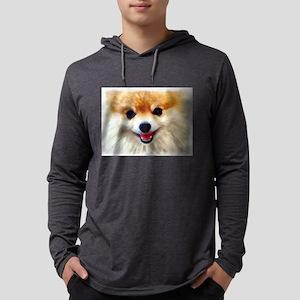 Pomeranian Smile Long Sleeve T-Shirt