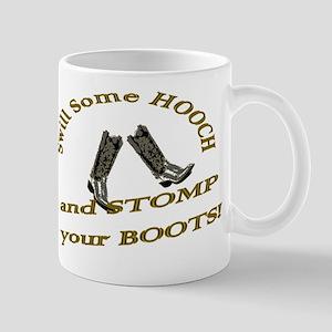 Swill Hooch, Stomp Boots Mugs