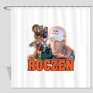roczenKTM Shower Curtain