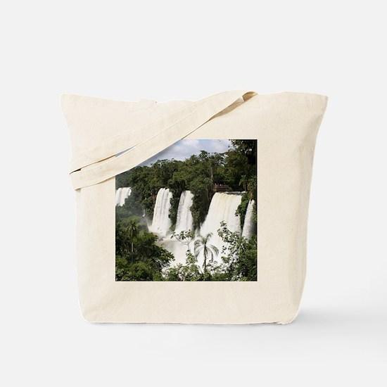 Iguazu Falls, Argentina, South America Tote Bag