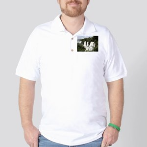 Iguazu Falls, Argentina, South America Golf Shirt