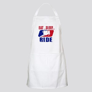 Eat sleep ride 2013 Apron