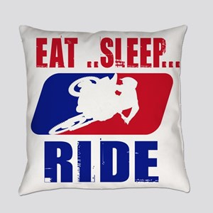 Eat sleep ride 2013 Everyday Pillow