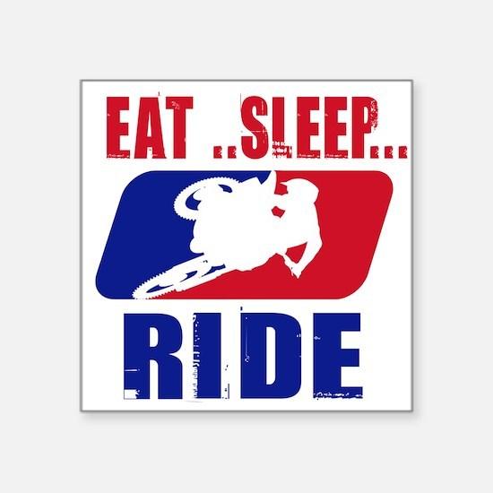 Eat sleep ride 2013 Sticker