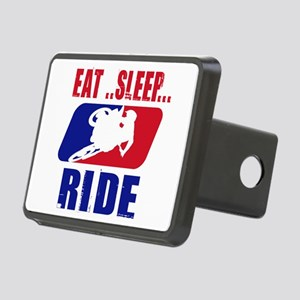 Eat sleep ride 2013 Hitch Cover