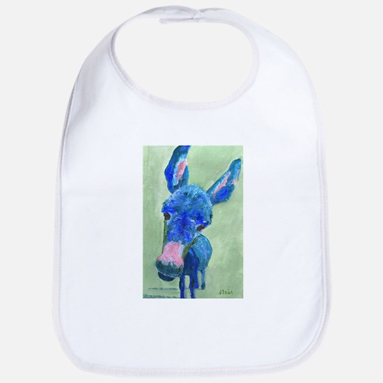 Wonkey Donkey Bib
