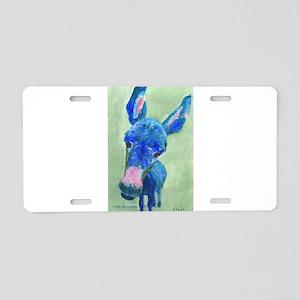 Wonkey Donkey Aluminum License Plate