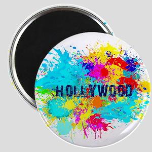 HOLLYWOOD BURST Magnets