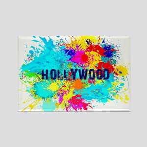 HOLLYWOOD BURST Magnets