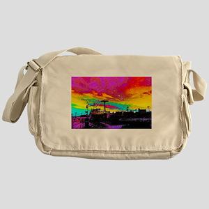 CONEY ISLAND AMUSEMENT PARK Messenger Bag