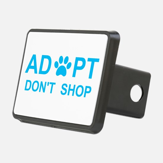 Cute Adopt a shelter pet Hitch Cover