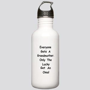 Oma Stainless Water Bottle 1.0L