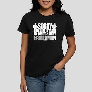 Smoking Hot Fisherman T-Shirt