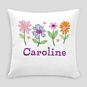 Daisy Garden Everyday Pillow