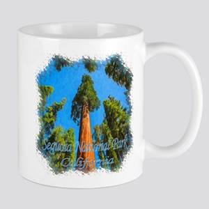 Sequoia National Park Mug Mugs