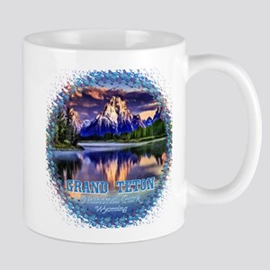 Grand Teton National Park Mug Mugs