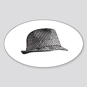 Houndstooth_Middle Sticker