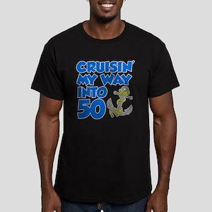 Cruisin Way Into 50 T-Shirt