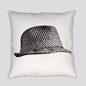 Houndstooth_Middle Everyday Pillow