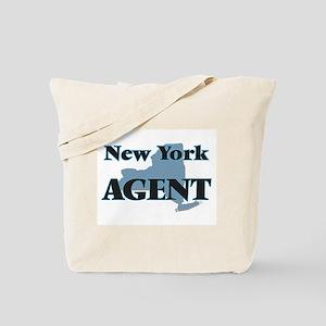 New York Agent Tote Bag