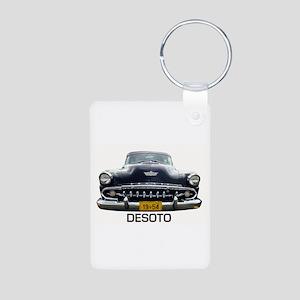 Desoto 1954 car Keychains