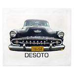 Desoto 1954 car King Duvet