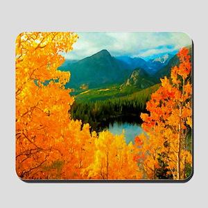 Rocky Mountain National Park Mousepad