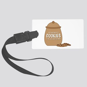 Grandmas Cookies Luggage Tag