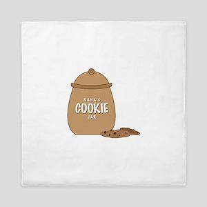 Nanas Cookie Jar Queen Duvet
