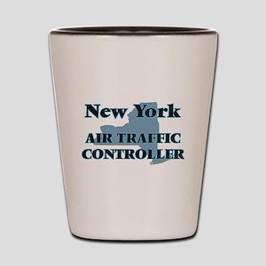New York Air Traffic Controller Shot Glass