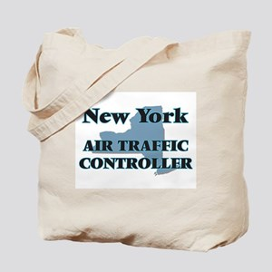 New York Air Traffic Controller Tote Bag