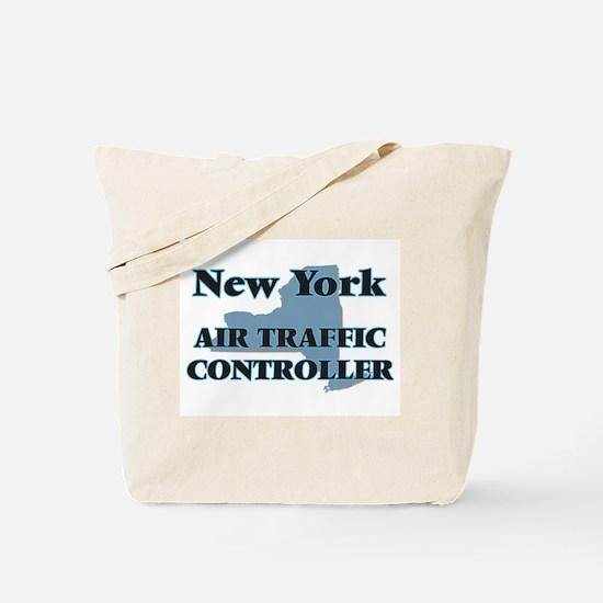 New York Air Traffic Controller Tote Bag