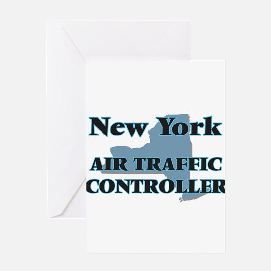 New York Air Traffic Controller Greeting Cards