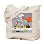 Physicality Overused Tote Bag