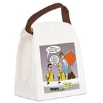 Physicality Overused Canvas Lunch Bag